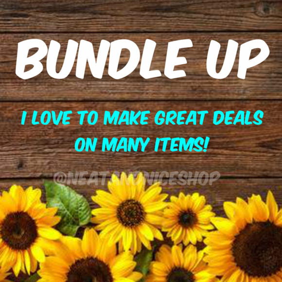 Other - 落 I Love Bundle Offers 落